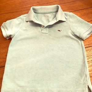 Vineyard vines shirt sleeve polo shirt